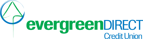 evergreenDIRECT Credit Union Homepage